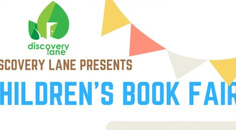 See a Book, Buy a Book at Discovery Lane's Book Fair