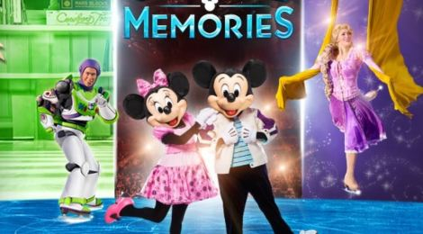 DISNEY ON ICE PRESENTS CELEBRATE MEMORIES - Baltimore and DC