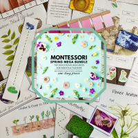 MONTESSORI SPRING MEGA BUNDLE 2020 -- LIMITED TIME OFFER!