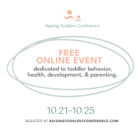FREE Raising Toddlers Conference