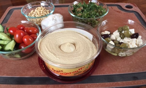 Doctored-Up Hummus