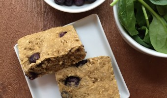 Fruit and Vegetable Snack Bars