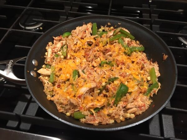 Whether it's stuffed in tacos, topped on salad greens, or baked in casseroles, a batch of this simple shredded chicken will help make mealtime happen in minutes!