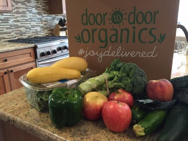 Door to Door Organics makes healthy living easy by offering an online grocery service of natural, organic, and local foods.