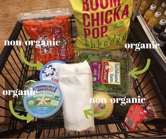 Why I support both organic and conventional farming practices as a registered dietitian and Mom.