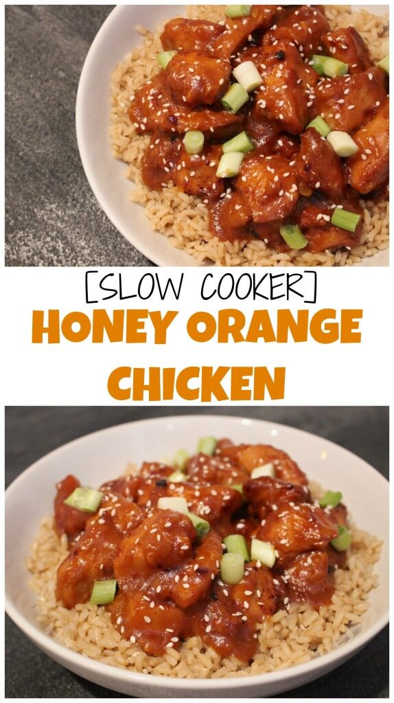 Slow cooker honey orange chicken mom to mom nutrition slow cooker honey orange chicken gives you the taste and flavor of chinese takeout without all forumfinder Gallery