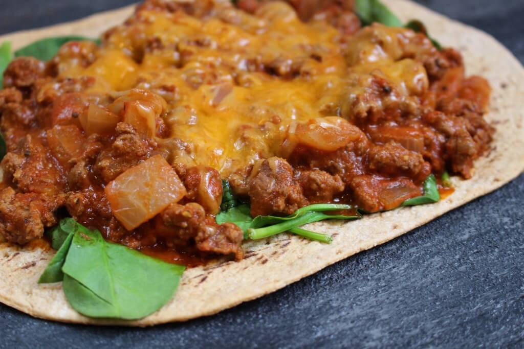 These cheeseburger melts are a fun recipe for lunch or dinner! A healthy way to enjoy a cheeseburger without the bun!
