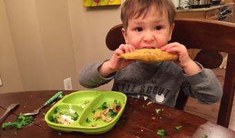 6 Tips for Surviving Dinnertime with Your Toddler