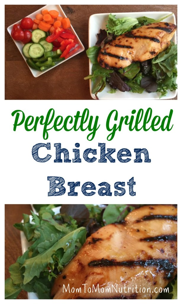 Perfectly grilled chicken breasts make an easy and healthy dinner for busy weeknights or when entertaining a crowd.