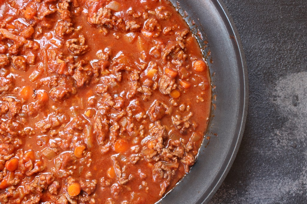 Ditch the store-bought can of sauce for these quick and easy Homemade Sloppy Joes, packed with veggies and full of flavor!
