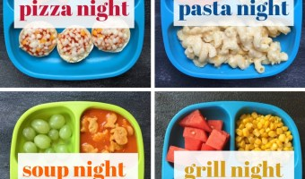15 Themed Dinner Ideas [My Favorite Way to Meal Plan]