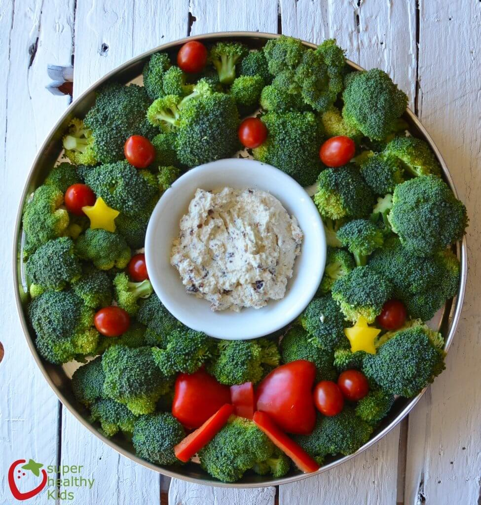 Christmas Veggie Tray.7 Holiday Veggie Tray Ideas Mom To Mom Nutrition