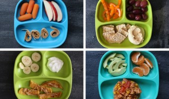 Mix n' Match Toddler Meal Ideas