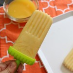 Orange Julius Popsicles