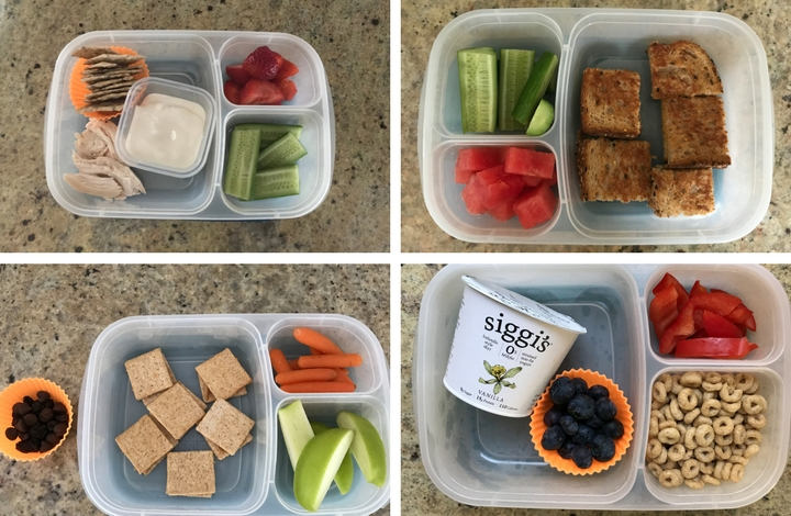 These Preschool Lunch Ideas Will Inspire You To Change Up Your Lunch Packing Routine