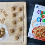 Whole Grain Cinnamon Crunch Bites