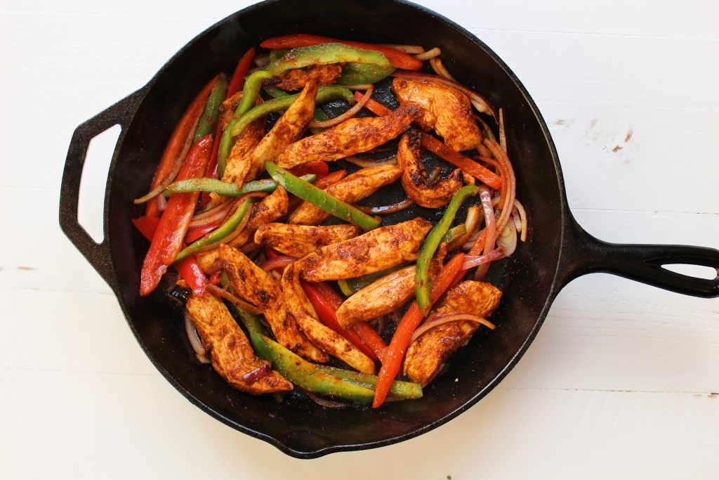 Skillet chili lime chicken fajitas mom to mom nutrition disclosure thank you to the kroger co of michigan for sponsoring this post and providing the giveaway as always all thoughts opinions forumfinder Choice Image