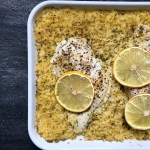 Lemon Orzo Chicken Bake is a one-dish meal full of bright lemon flavor and created with standard pantry staples you are sure to have on hand.