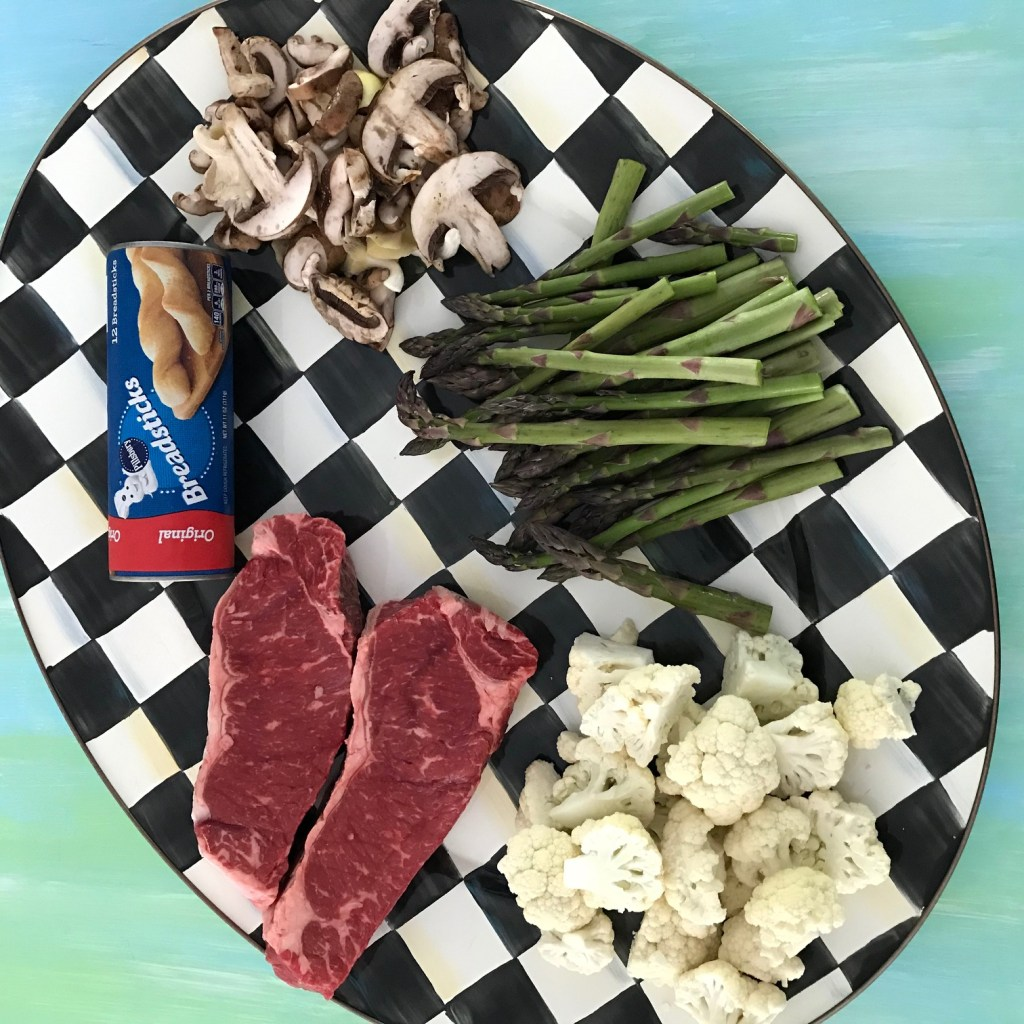 Grilled Strips Steaks for Meal Prep is the perfect option for prepping ahead so you'll have protein-packed meals throughout the week. Grill the beef, pair with sides, and package for multiple meals!