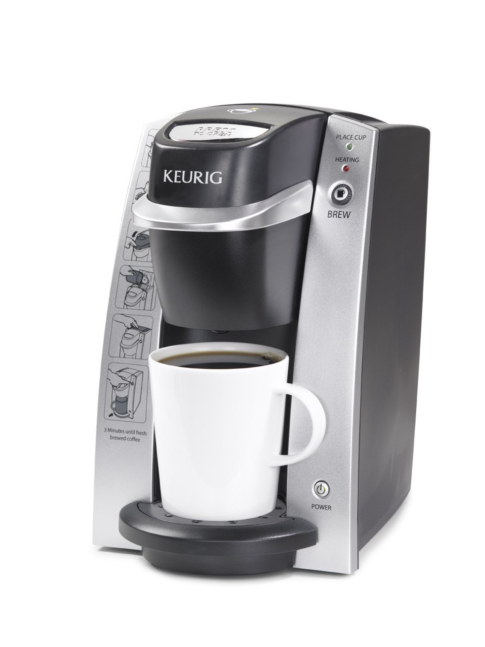 Image Result For How To Make Coffee In A Keurig Without K Cups