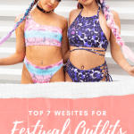 If you want to find your new style for rave wear or pick out a head turning new festival outfit then I have you covered. These great sites not only can help you find the perfect outfit for you, but are always adding new things for you to fall in love with.