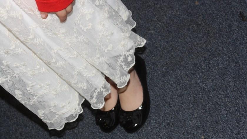 High Heels in Church