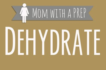 Dehydrating Pinterest Board of Mom with a PREP - 100's of tips and tricks to make dehydrating easier for your PREPared kitchen.