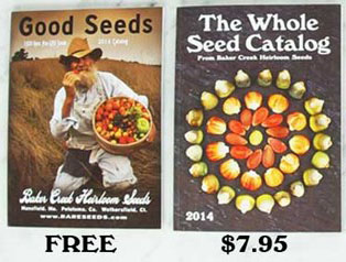 Top 10 Seed Catalogs for Prepared Gardeners - Baker's Creek Heirloom Seeds | Mom with a Prep