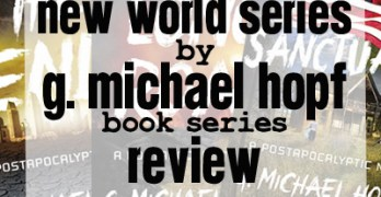 "Book Review: It's the ""New World"" and I feel .. Conflicted!"