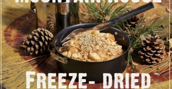 How to Use Mountain House Freeze Dried Meal Pouches