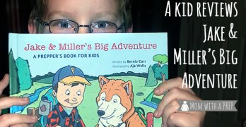 For the Kids: A Kid Reviews Jake & Miller's Big Adventure