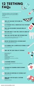 baby teething symptoms and remedies