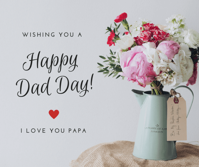 love u dad images
