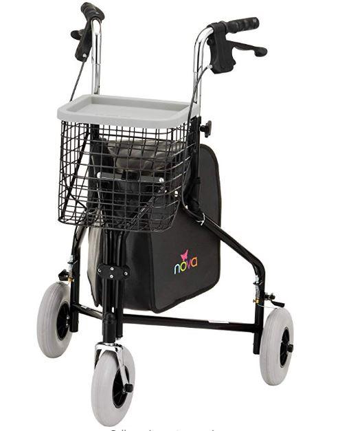 best walker 3 wheels