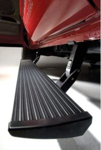 truck bed side step