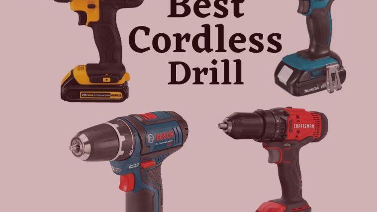 Best Cordless Drill Reddit