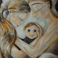 """""""Αν χορτάσει το παιδί στοργή και αγάπη, ύστερα έχει την δύναμη να αντιμετωπίσει τα προβλήματα της ζωής"""""""