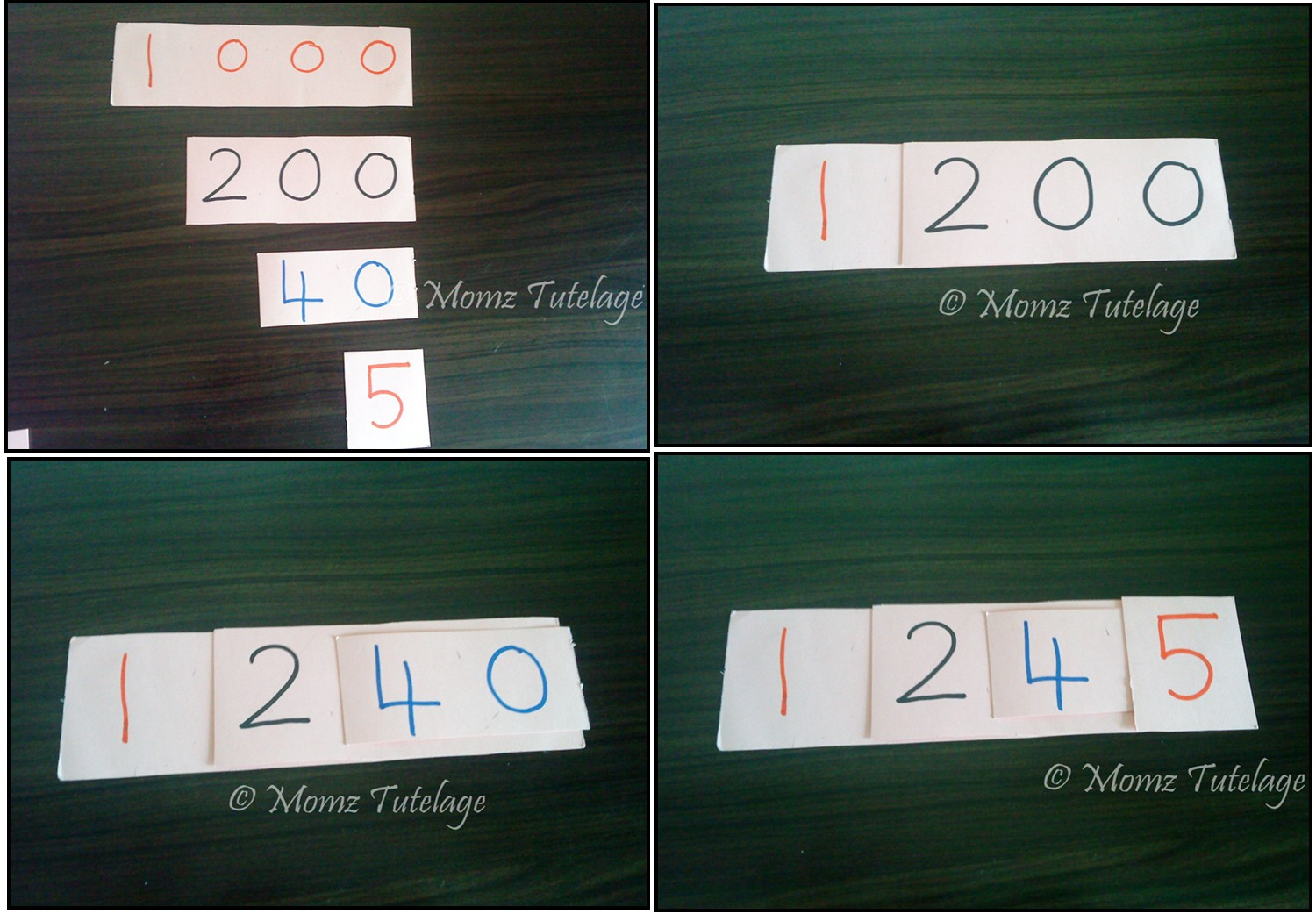 Tens And Units Worksheets For Kindergarteners