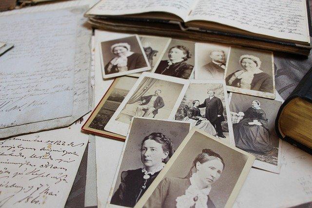 """Nouvelle """"L'héritage du temps"""" - mon alter éco - vieilles photos et témoignages de famille"""