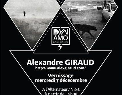 Exposition photos à Niort : Alexandre Giraud