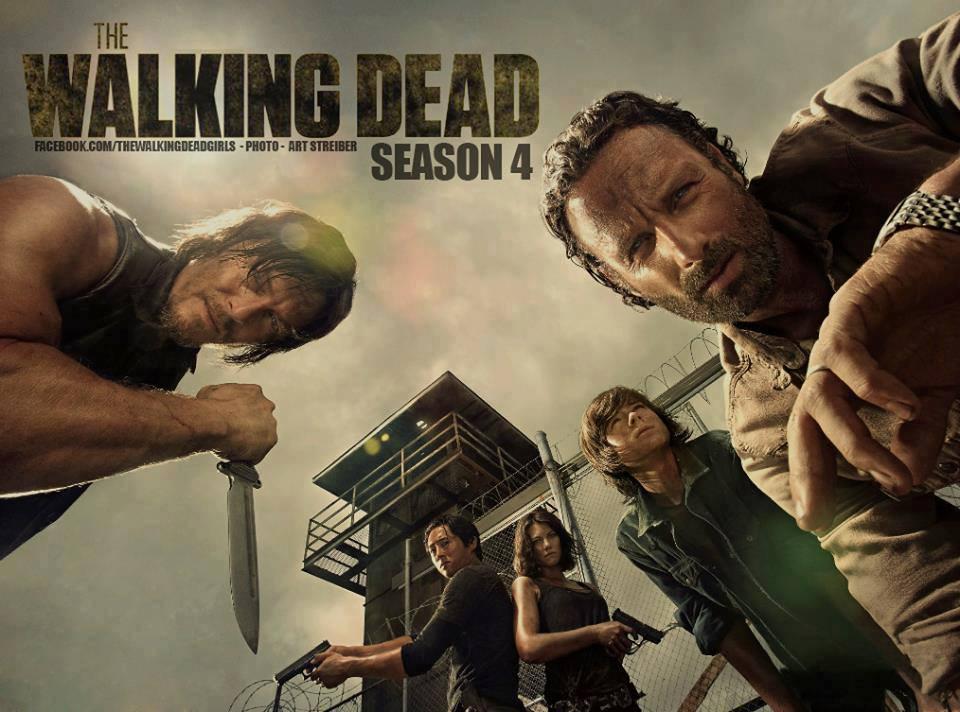 Walking Dead saison 5