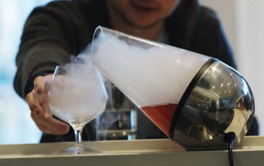invention scotch à inhaler