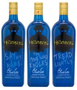 heisenberg vodka breaking bad