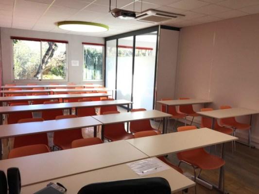 Salle de cours EPB