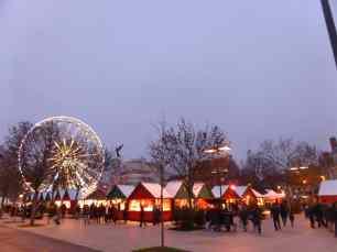 Marché de Noël de Dijon