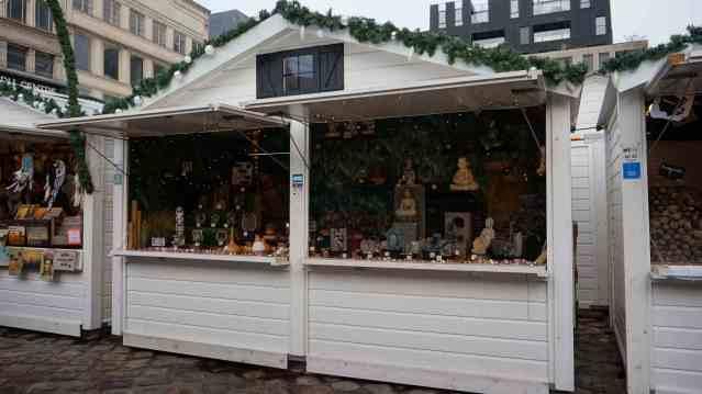 Fournisseur de chalets de Noël