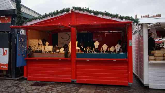 Chalet traditionnel de Noël