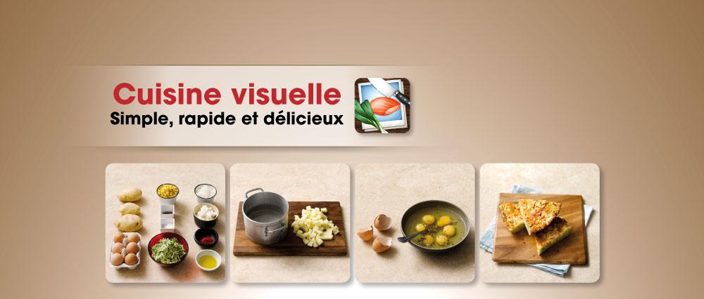 cuisine visuelle