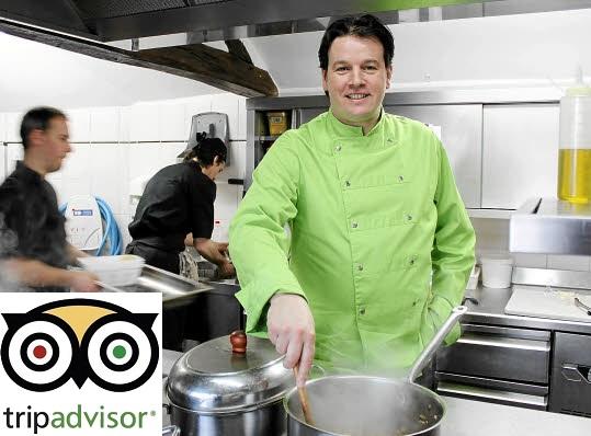 Chef Pascal Favre d'Anne