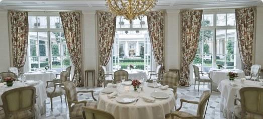 restaurant epicure le bristol paris